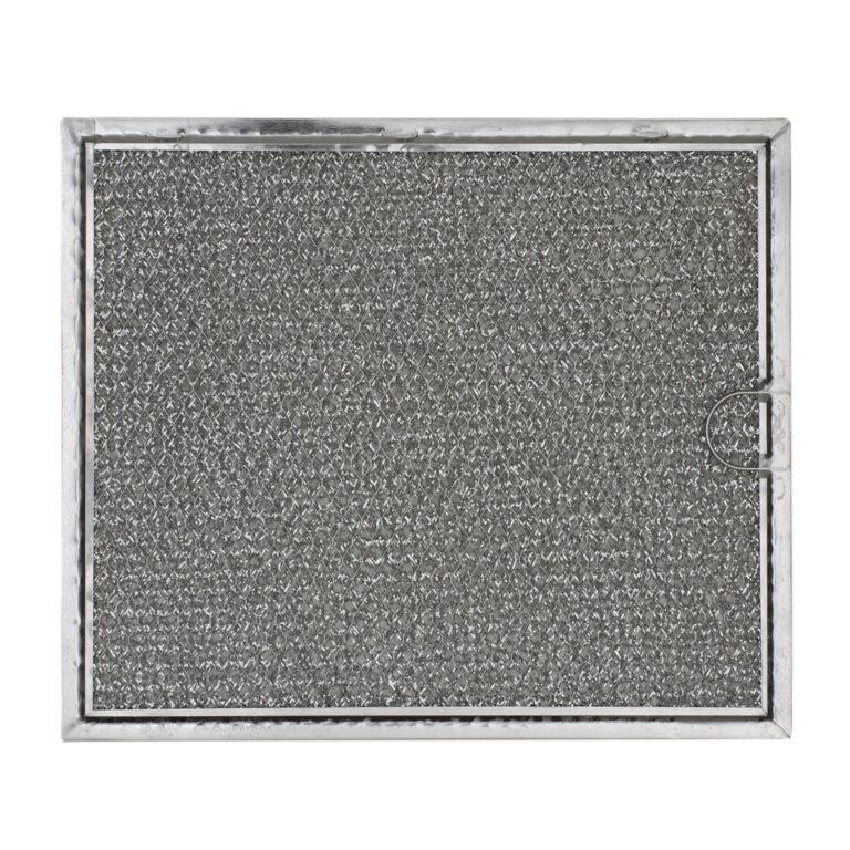 GE WB6X10125 Aluminum Grease Range Hood Filter Replacement