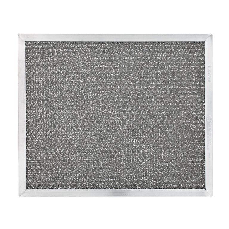Gemline RF200 Aluminum Grease Range Hood Filter Replacement