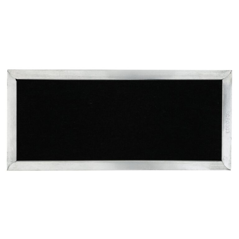 RCP0303 Carbon Odor Filter for Non-Ducted Range Hood or Microwave Oven