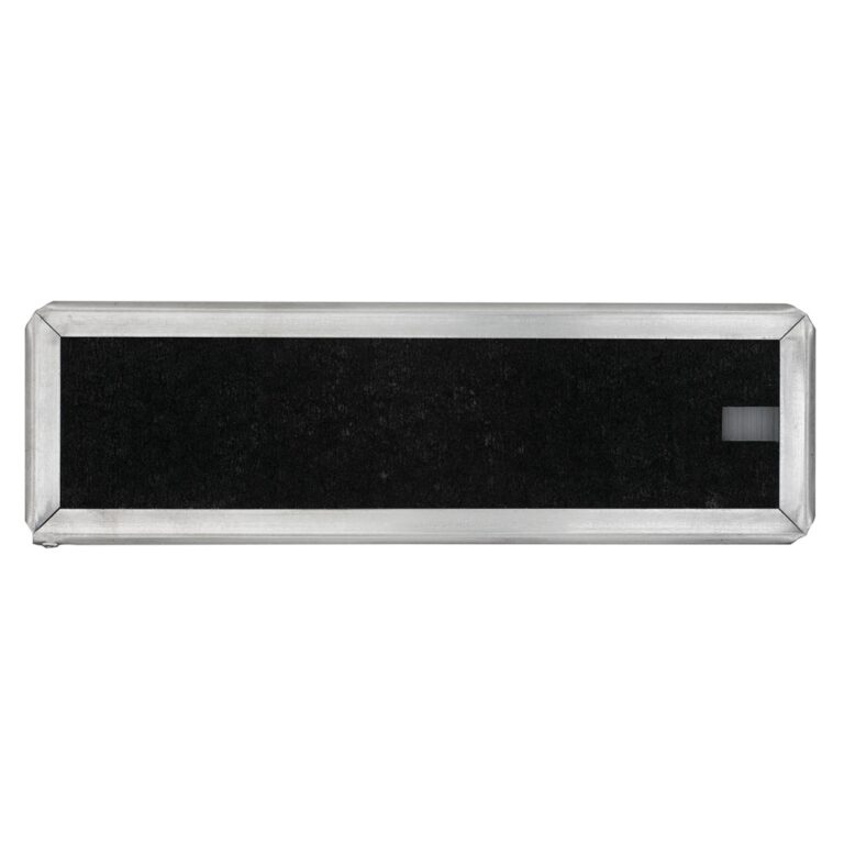 RCP0305 Carbon Odor Filter for Non-Ducted Range Hood or Microwave Oven | with Pull Tab