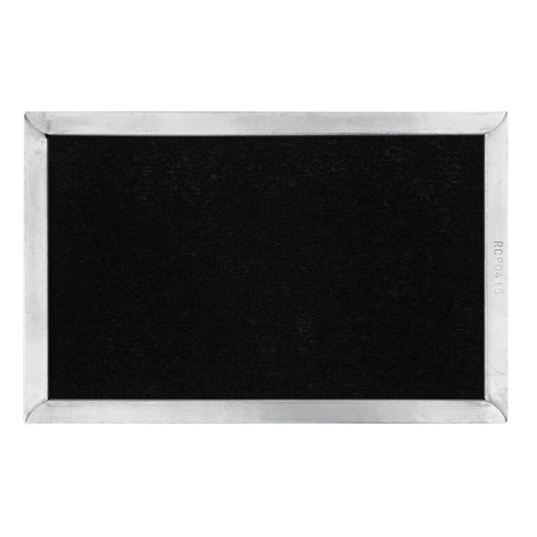 RCP0415 Carbon Odor Filter for Non-Ducted Range Hood or Microwave Oven