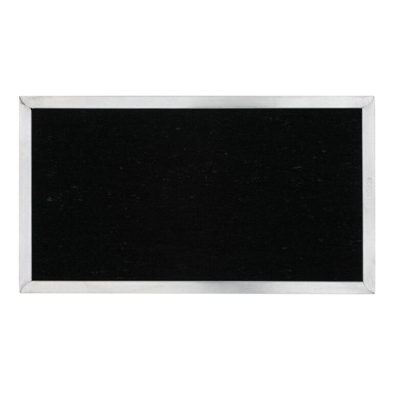 RCP0610 Carbon Odor Filter for Non-Ducted Range Hood or Microwave Oven
