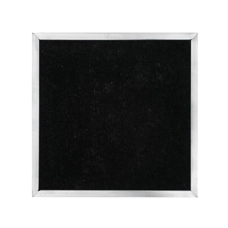 RCP0808 Carbon Odor Filter for Non-Ducted Range Hood or Microwave Oven