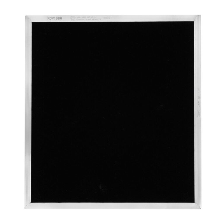 RCP1008 Carbon Odor Filter for Non-Ducted Range Hood or Microwave Oven