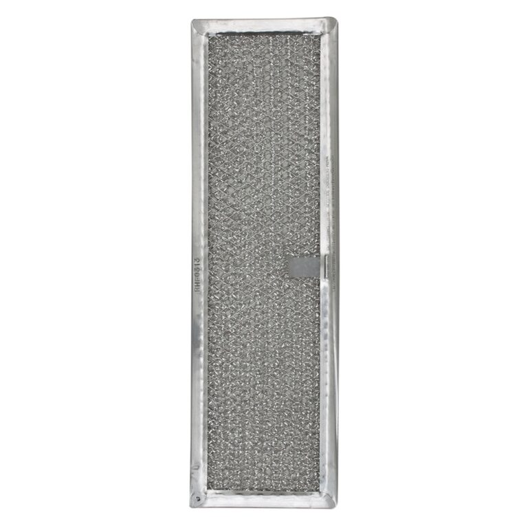 RHF0313 Aluminum Grease Filter for Ducted Range Hood or Microwave Oven   with Pull Tab