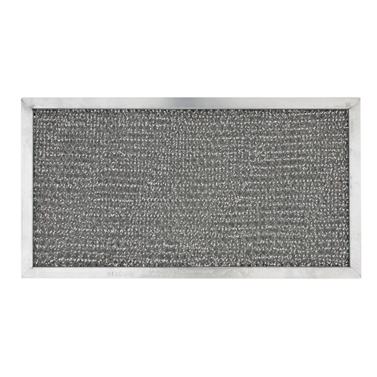RHF0518 Aluminum Grease Filter for Ducted Range Hood or Microwave Oven | with Pull Tab