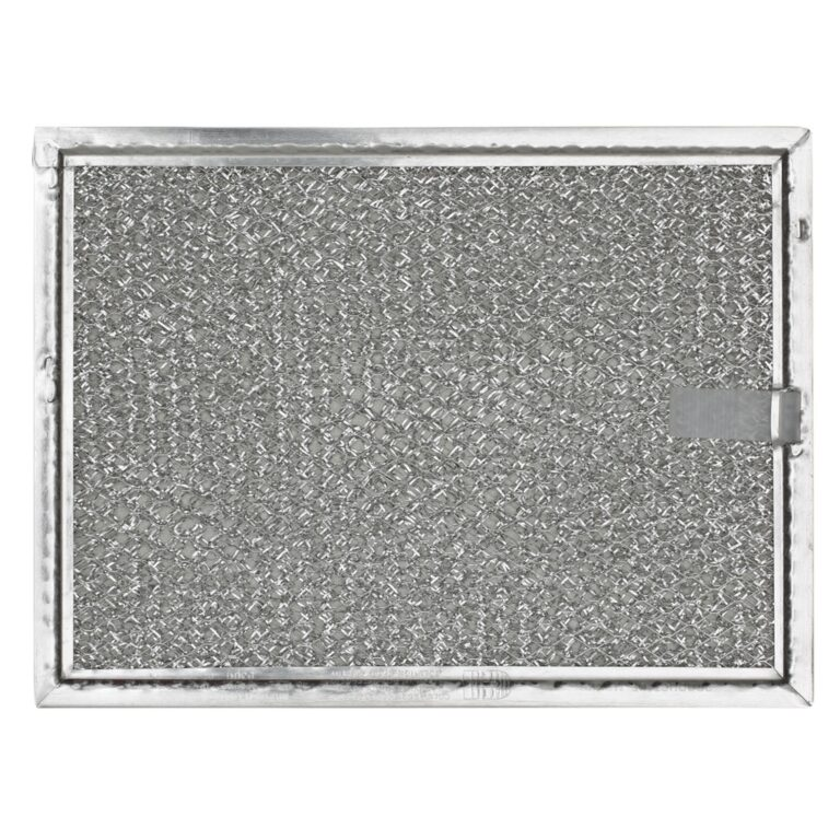 RHF0519 Aluminum Grease Filter for Ducted Range Hood or Microwave Oven | with Pull Tab