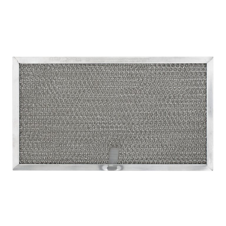RHF0608 Aluminum Grease Filter for Ducted Range Hood or Microwave Oven | with Pull Tab
