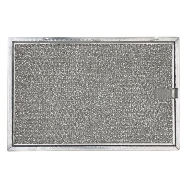 RHF0619 Aluminum Grease Filter for Ducted Range Hood or Microwave Oven   with Pull Tab