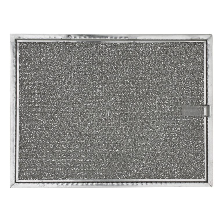 RHF0702 Aluminum Grease Filter for Ducted Range Hood or Microwave Oven   with Pull Tab