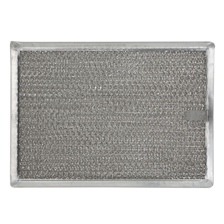 RHF0709 Aluminum Grease Filter for Ducted Range Hood or Microwave Oven | with Pull Tab