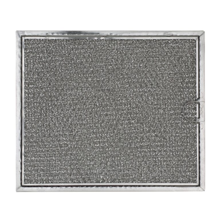 RHF0715 Aluminum Grease Filter for Ducted Range Hood or Microwave Oven   with Pull Tab