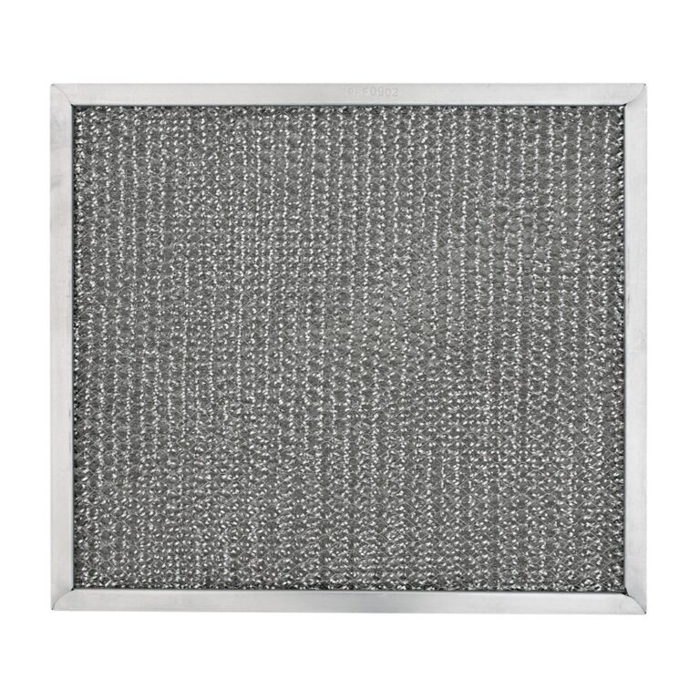 RHF0902 Aluminum Grease Filter for Ducted Range Hood or Microwave Oven