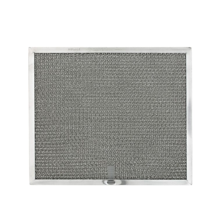 RHF0914 Aluminum Grease Filter for Ducted Range Hood or Microwave Oven | with Pull Tab