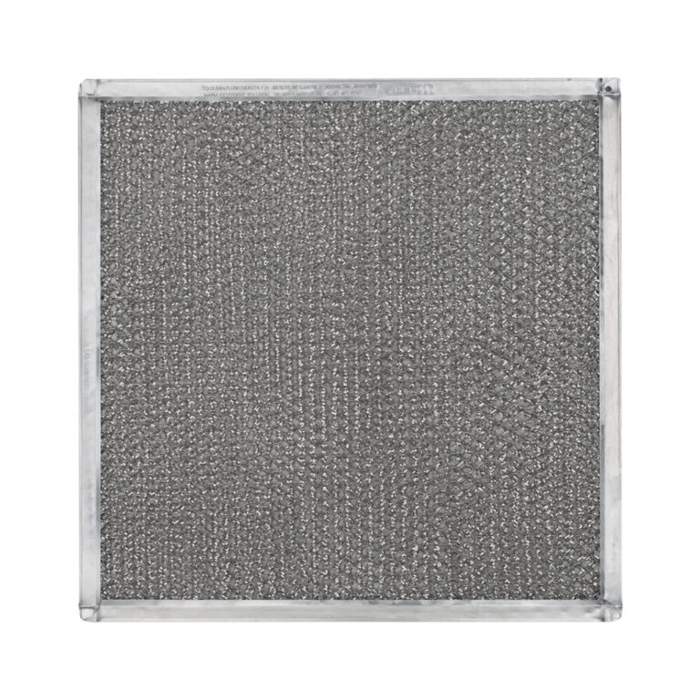 RHF1117 Aluminum Grease Filter for Ducted Range Hood or Microwave Oven