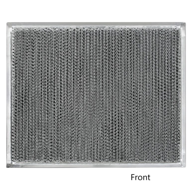 RHP1002 Aluminum/Carbon Grease and Odor Filter for Non-Ducted Range Hood or Microwave Oven