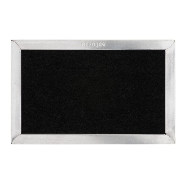 GE JX81J Carbon Odor Microwave Filter Replacement