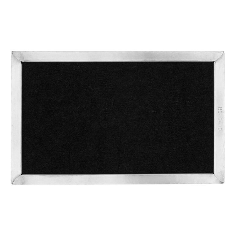Whirlpool W10190762a Carbon Odor Microwave Filter Replacement