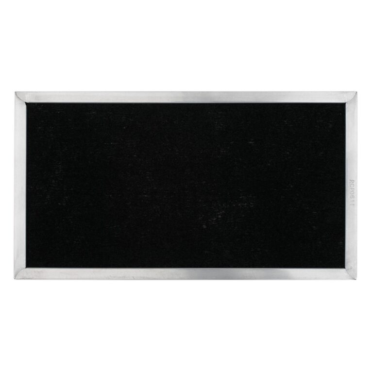 GE WB6X186 Carbon Odor Microwave Filter Replacement