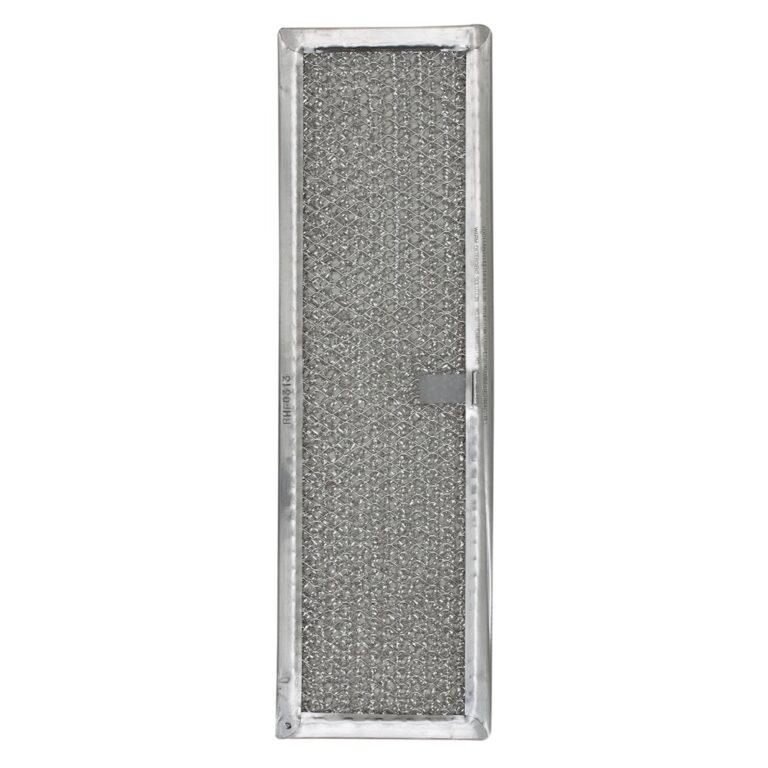 Whirlpool 4174973 Aluminum Grease Range Hood Filter Replacement