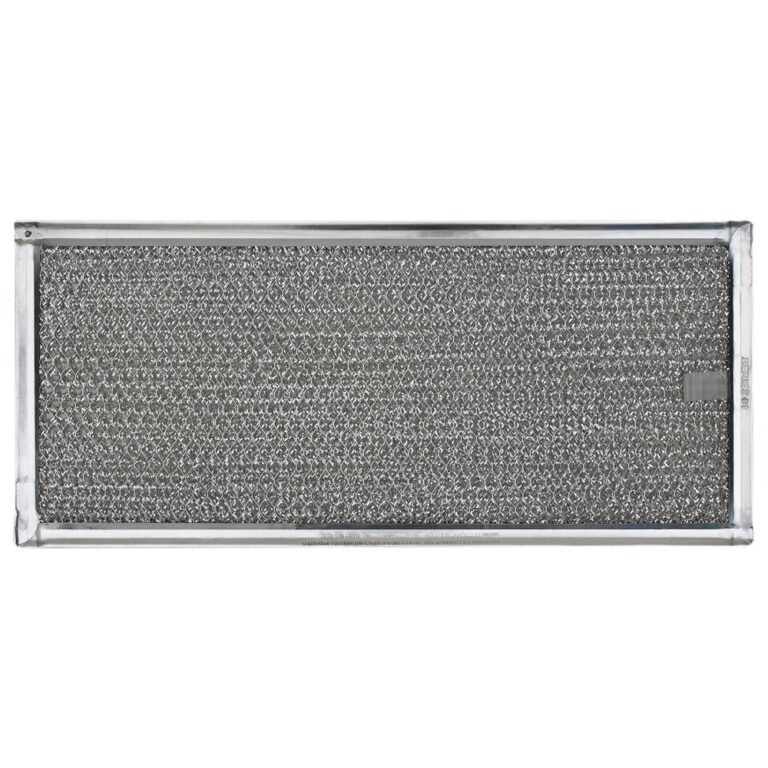 Whirlpool 4393790 Aluminum Grease Microwave Filter Replacement
