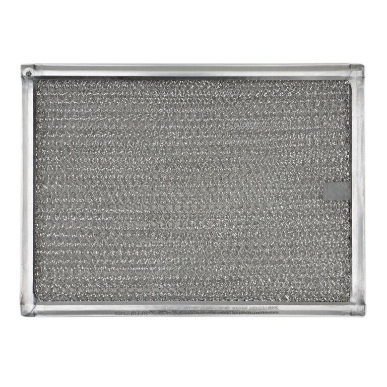 Whirlpool 4158352 Aluminum Grease Microwave Filter Replacement