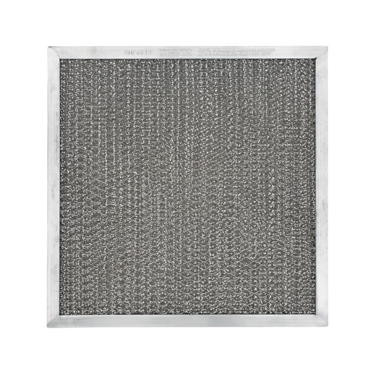 Nutone 27861-000 Aluminum Grease Range Hood Filter Replacement