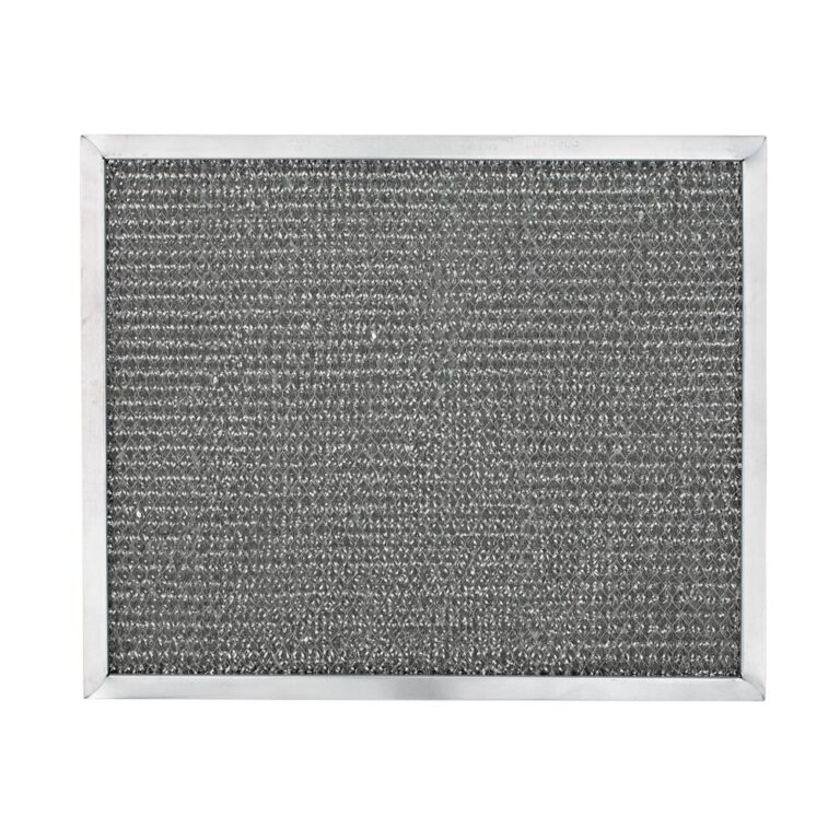 Nutone 19555-000 Aluminum Grease Range Hood Filter Replacement