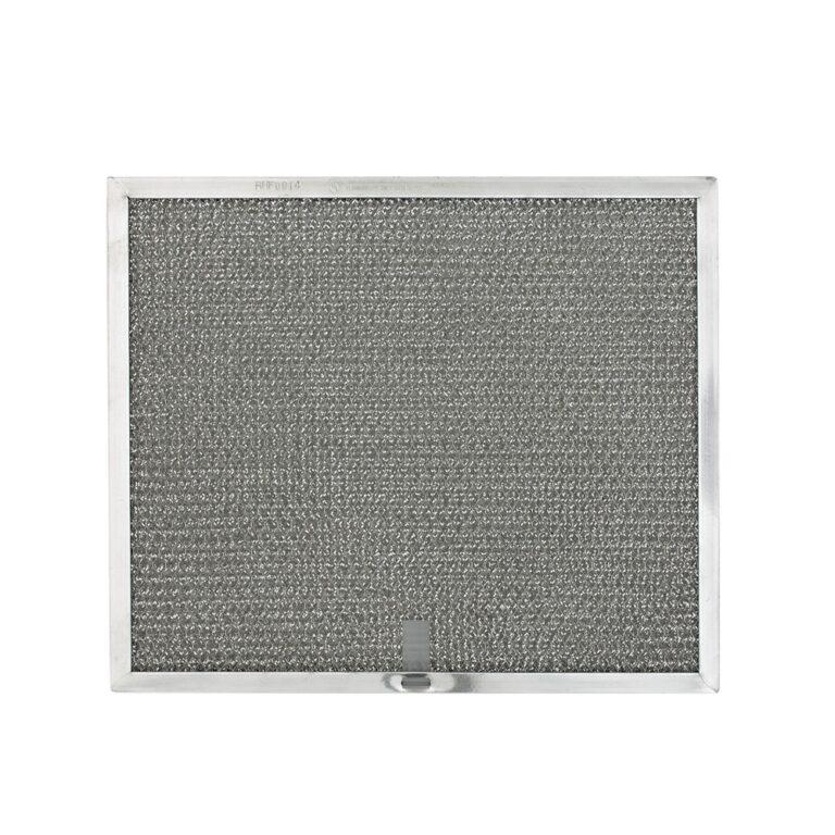 GE WB2X3998 Aluminum Grease Range Hood Filter Replacement