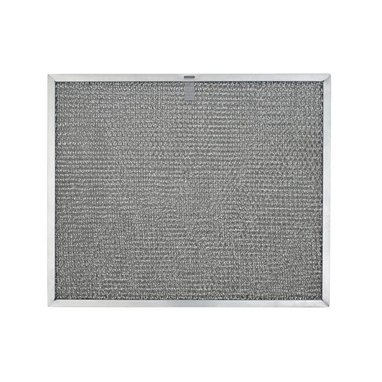 GE WB02X10713 Aluminum Grease Range Hood Filter Replacement