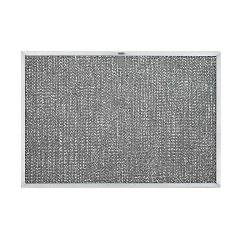 GE Wb02x10706 Aluminum Grease Range Hood Filter Replacement