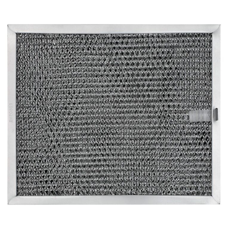 Broan 97009561 Aluminum/Carbon Grease & Odor Range Hood Filter Replacement