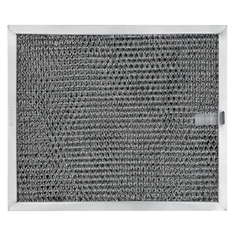 Broan S97009561 Aluminum/Carbon Grease & Odor Range Hood Filter Replacement