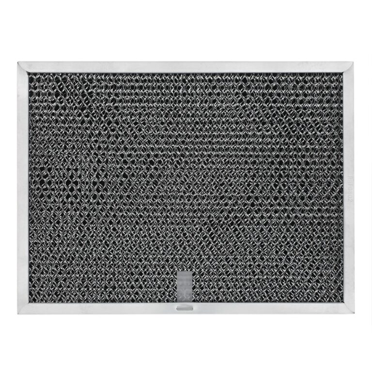 Nutone K5509-000 Aluminum/Carbon Grease & Odor Range Hood Filter Replacement