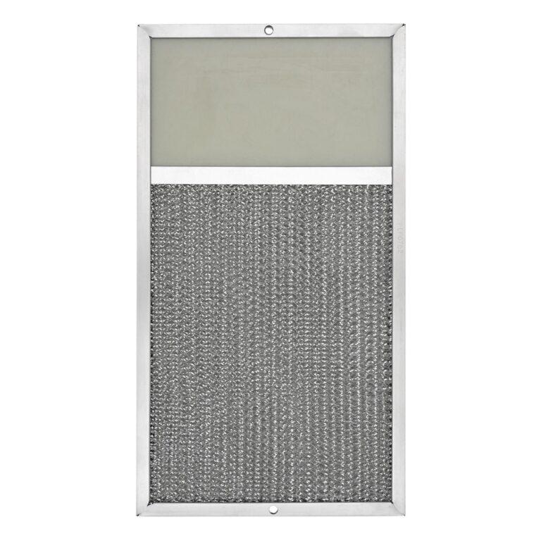 RangeAire 6100027 Aluminum Grease Range Hood Filter Replacement