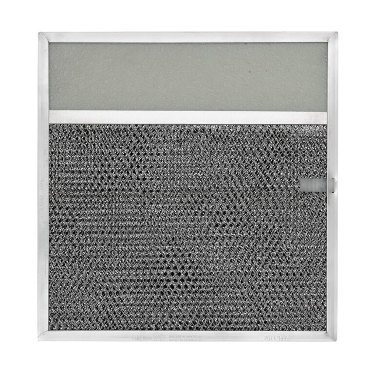 Whirlpool 8190232 Aluminum Grease Range Hood Filter Replacement