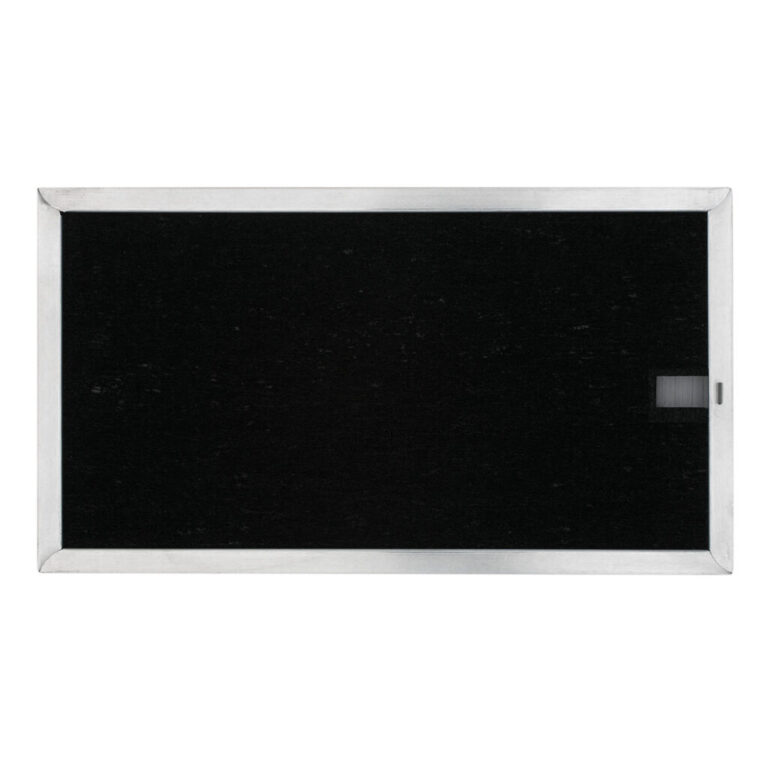 RCP0504 Carbon Odor Filter for Non-Ducted Range Hood or Microwave Oven   with Pull Tab