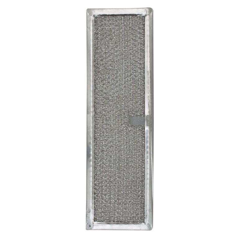 GE WB02X10932 Aluminum Grease Range Hood Filter Replacement