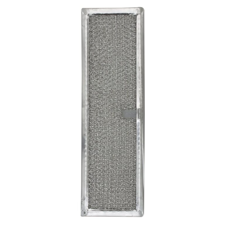 RHF0441 Aluminum Grease Filter for Ducted Range Hood or Microwave Oven | with Pull Tab