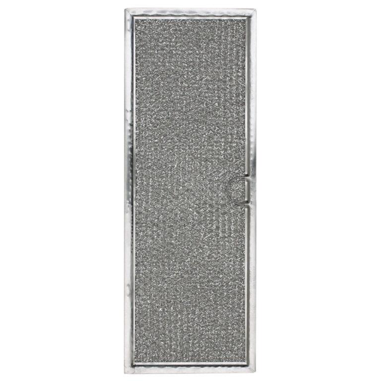 GE WB02X10940 Aluminum Grease Range Hood Filter Replacement