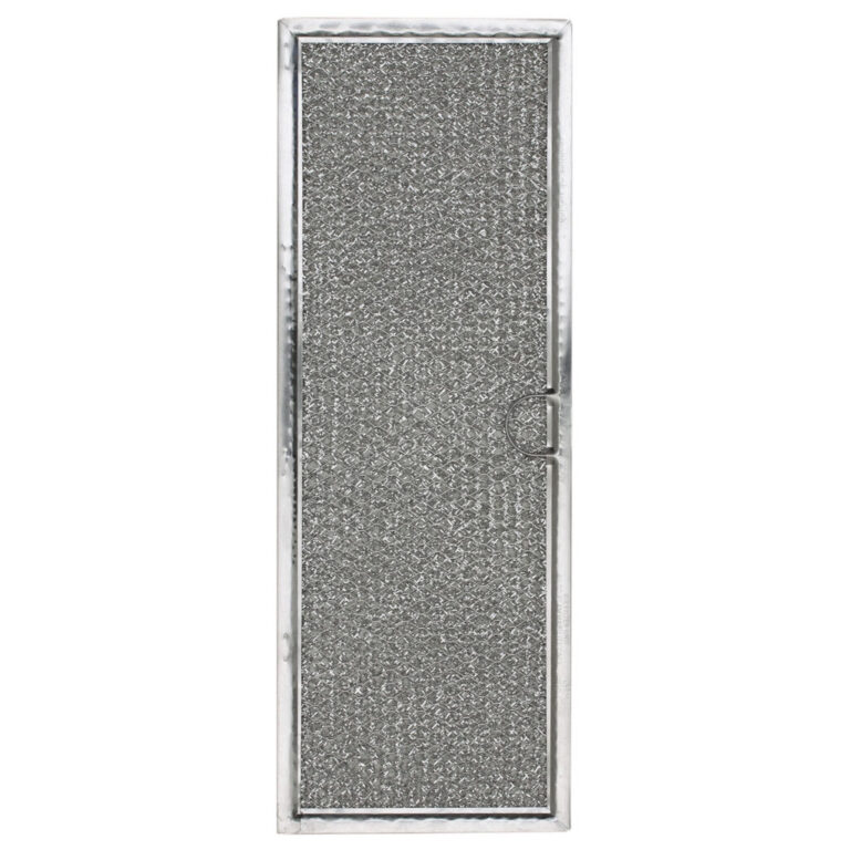 RHF0442 Aluminum Grease Filter for Ducted Range Hood or Microwave Oven   with Pull Tab