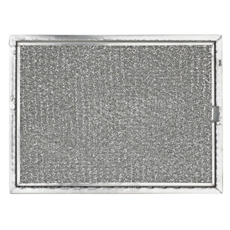 RHF0552 Aluminum Grease Filter for Ducted Range Hood or Microwave Oven