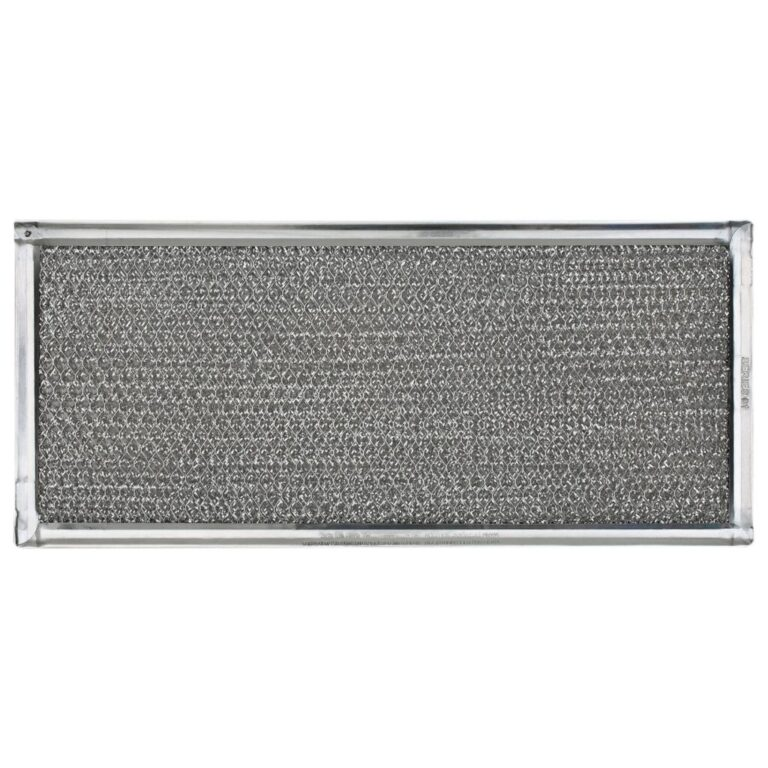 Whirlpool W10208631A Aluminum Grease Range Hood Filter Replacement