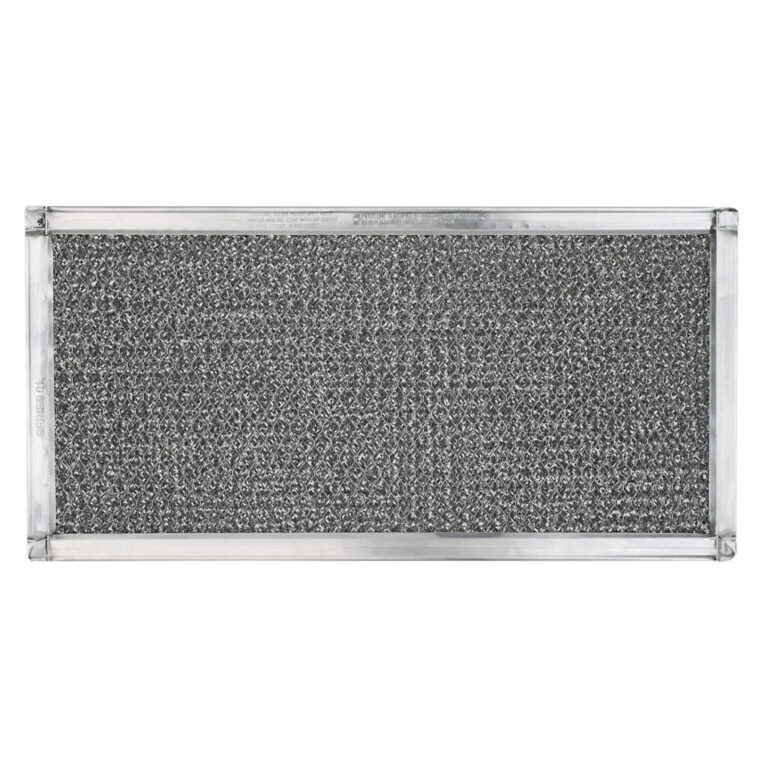 RHF0554 Aluminum Grease Filter for Ducted Range Hood or Microwave Oven