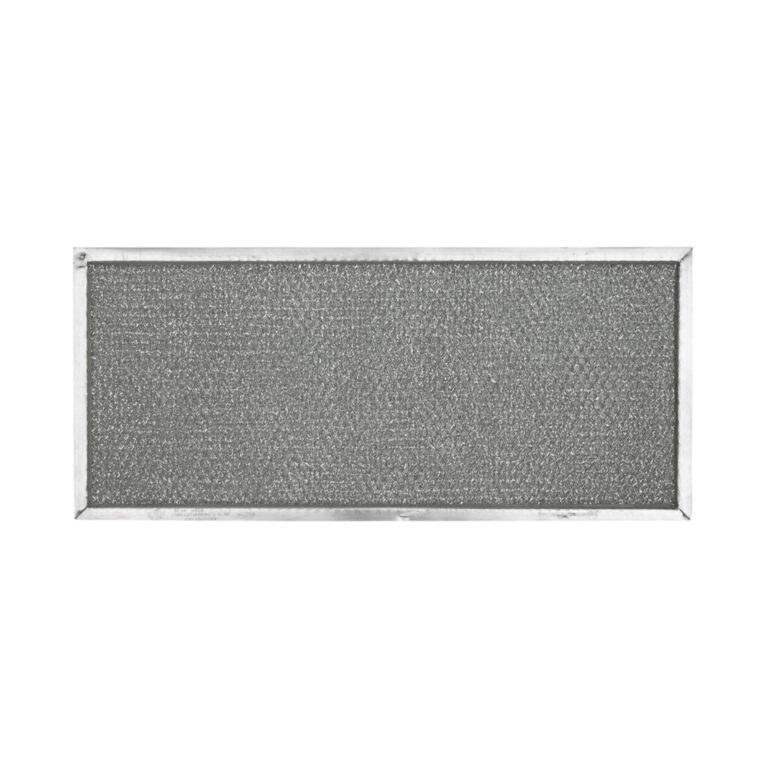 RHF0445 Aluminum Grease Filter for Ducted Range Hood or Microwave Oven