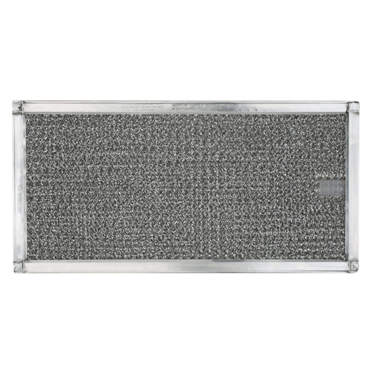 Whirlpool 8184001 Aluminum Grease Microwave Filter Replacement