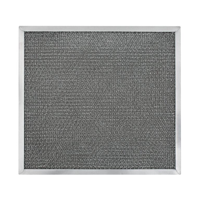 GE WB02X2893 Aluminum Grease Range Hood Filter Replacement
