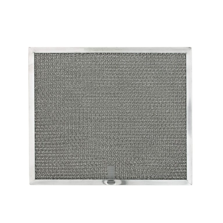 Nutone 50829-000 Aluminum Grease Range Hood Filter Replacement