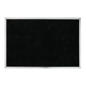 """RHP1103 Aluminum/Carbon Grease and Odor Filter for Non-Ducted Range Hood or Microwave Oven   Bend 5"""" X 11"""""""