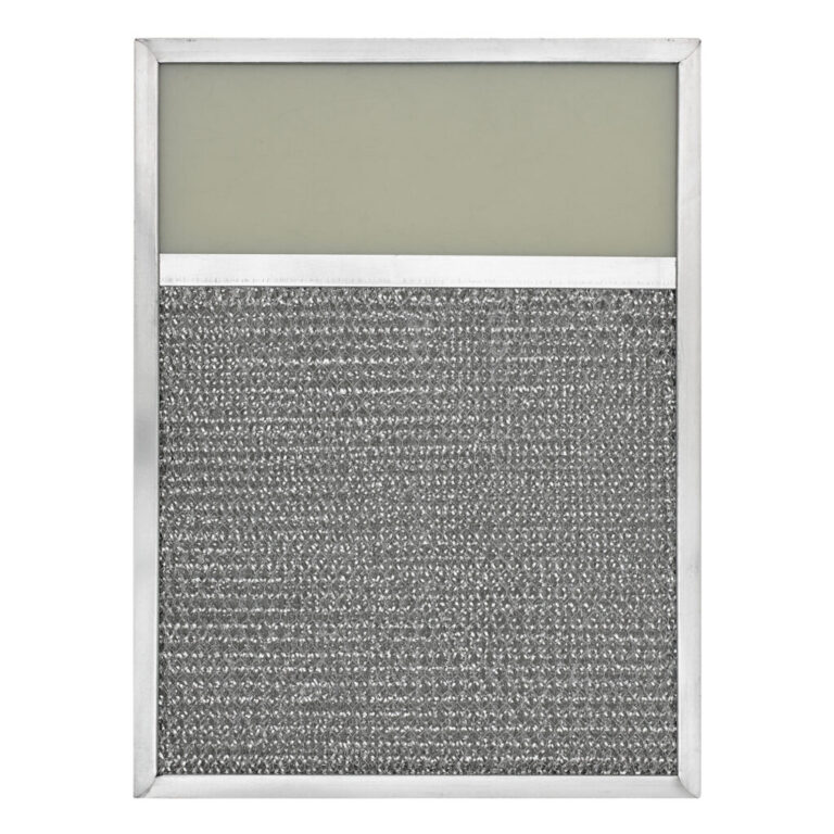 Nutone 66770-000 Aluminum Grease Range Hood Filter Replacement